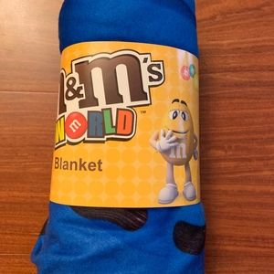 M&M World Blanket